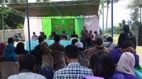 Peluncuran program Samisade di Desa Pasir Jaya, Kecamatan Cigombong, Kabupaten Bogor./Dok.Apakabarbogir.com/atn.